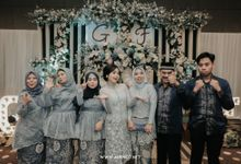 Engagement Of Gina & Farid by alienco photography