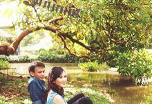 Sari + Nowo The Pre-wedding by Uniqua stories