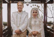Adis & Seto Wedding by Memorize Photography