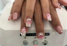 Wedding Nail by Suzie Nail