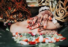 Wedding of Andri & Intan by Toms up photography