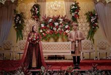 Wedding Dita & Abiem by Garis Decoration