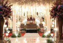 Wedding of Davidson and Lita by JWP Wedding