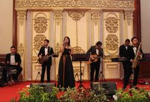 The Wedding of Yusuf & Cyko by DIOMA Entertainment