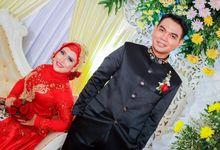 Arya & Via Wedding by RumahKita Productions