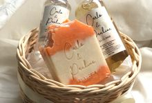 Bundle of Love Wedding Favor for Carlo & Pauline by The Soap Patisserie