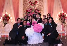 The Wedding of Darwin & Vindi by WedConcept Wedding Planner & Organizer
