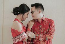 Batak Engagement Apriani & Tian by alienco photography