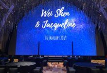 Weishen and Jacqueline by Te Planner