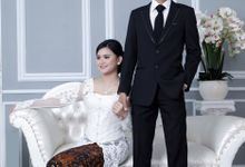 Kebaya Modern by ChrisYen wedding boutique