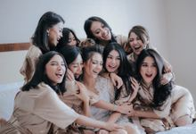 Arfandi & Vanessa Wedding by Hilda by Bridestory