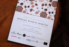Heritage wedding showcase by Vinas Invitation