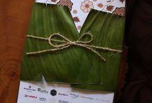 Heritage wedding showcase by Vinas Invitation
