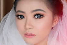 Wedding Makeup Looks For Ms. Irene by StevOrlando.makeup