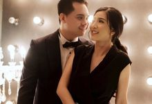 Pre Wedding of Andre and Zeva by Blushbyclara