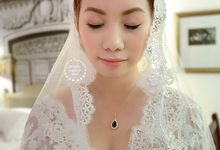 Thailand Lynn Victorian Wedding Day by Stephy Ng Makeup and Hair