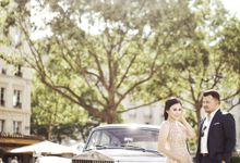 The Engagement Session of Andre & Christin by Lavene Pictures