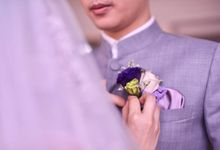 Wedding of Ega & Sheila by Flora Cordis
