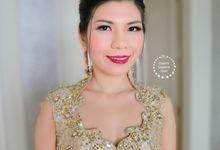 Jenna Kwa Tea Ceremony by Stephy Ng Makeup and Hair