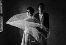 Prewedding of Masa Ueda & Melissa by Lumilo Photography