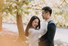 Leo & Giovanny Prewedding at Japan by Lumilo Photography