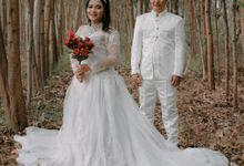 Prewedding Ruth & Ignasius by The Pictureid