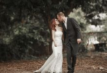 Prewedding of Rogier & Rima by Ricky-L Photo & Bridal