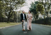 Devi & Shabrina Prewedding at Kebayoran by Lumilo Photography