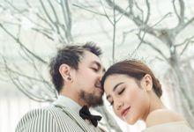 Prewedding of Vicky & Irindacil by Ricky-L Photo & Bridal