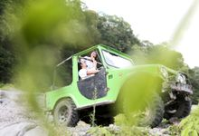 Prewedding Eddie & Rima by VMP Creative