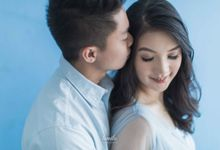 Dennis Hadi & Veronica Vivi maternity by Lumilo Photography