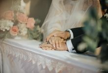 Wedding of Matius & Christa by d'Bride House