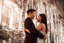 Pre Wedding of Eri and Lia by Papic Studio