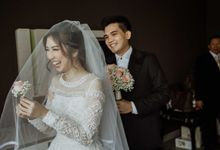 Mercure Alam Sutera - Benny & Sherly by Matteo Wedding Organizer