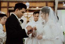 Mercure Alam Sutera - Benny & Sherly by Matteo Wedding Organizer