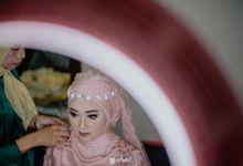 The wedding of Icha & Nando by Memorable Wedding Photography