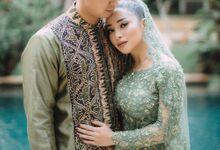 Nikita Willy dan Indra Priawan Djokosoetono Lamaran by SVARNA by IKAT Indonesia Didiet Maulana