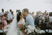 Nessa & Ivan Unexpected Wedding! by Delapan Bali Event & Wedding