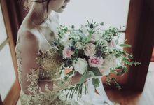 Traditional wedding Ina & Simon by Tirtha Bridal
