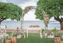 Wedding of Jonah and Jessica by Elegante Hotel [Fake]