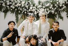 Siska & Andreas Wedding | 27.06.2020 by Cerita Kinarya