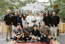 Wedding of Andreas and Siska by Cerita Kinarya