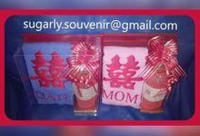 Souvenir Tea Pai,mingle, Etc by Sugarly Souvenir