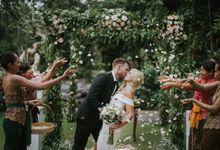 Ashley and Jackson Wedding in Bali by Happy Bali Wedding