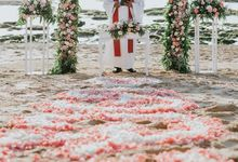 Jackie and Christopher Wedding in Bali by Happy Bali Wedding