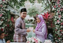 Wedding Ceremony (Akad Nikah) & Dinner Reception by Bali Akad Nikah