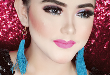 Glamour Party by Indah Aurora MUA