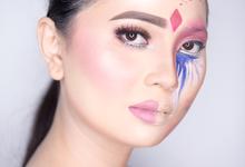 Caracter Makeup by Indah Aurora MUA