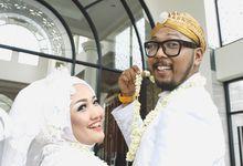 The Wedding of Indah and Bagus by Vintageopera Slashwedding