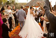 Indah & Justin Wedding by Love by NPM